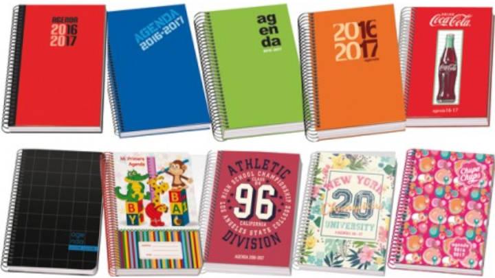 Dohe presenta su colección de agendas para 2019