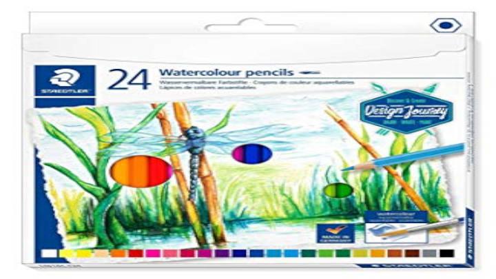Staedtler y su nueva gama de colores pastel. Design Journey