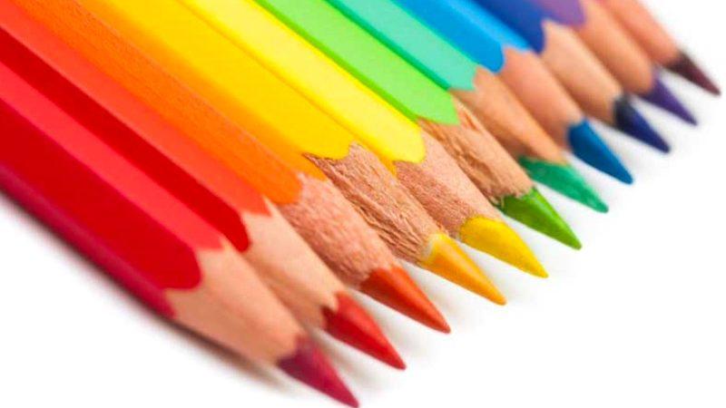 Los Lápices de colores. ¿Cómo surgieron?