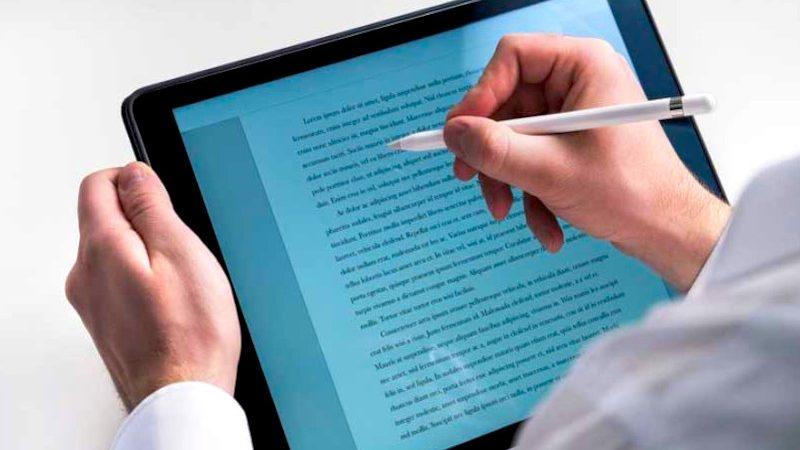 El Lápiz Digital: Una herramienta tecnológica para el dibujo y la escritura