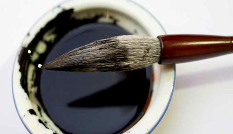 Pincel Tinta