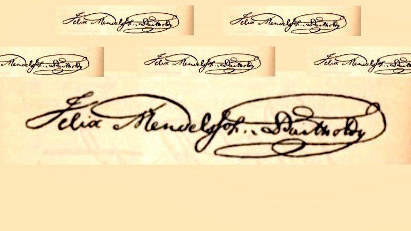 La firma: Un sello que transmite nuestra personalidad